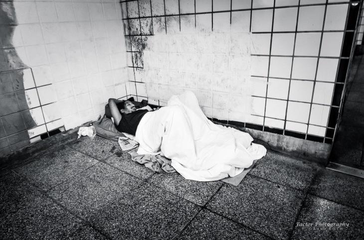 NY homeless