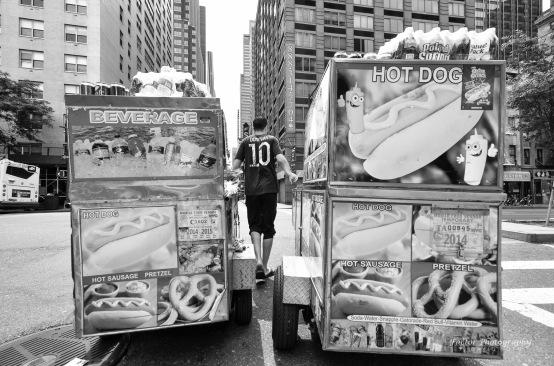 NY hotdog